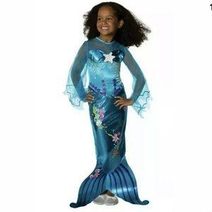🆕 Rubie's MAGICAL MERMAID Costume Toddler (2-4)